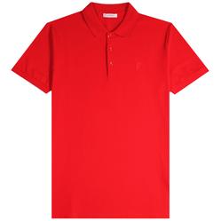 Áo Polo Versace Collection Classic Màu Đỏ