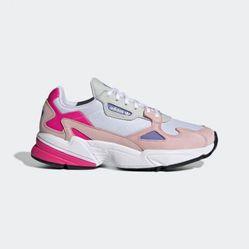 Giày Thể Thao Adidas Falcon Shoes Women's Màu Hồng Tím