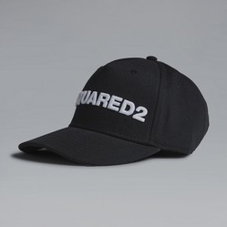 Mũ Dsquared2 Embroidered Baseball Cap Màu Đen
