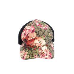 Mũ Gucci GG Supreme Canvas Baseball Cap
