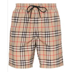 Quần Short Burberry Guildes Check Swim Shorts