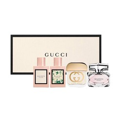 Set Nước Hoa Gucci Miniature Collection Mini 4 Chai Cho Nữ