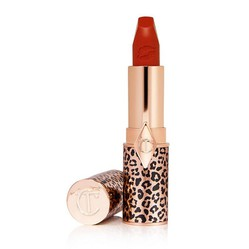 Son Charlotte Tilbury Red Hot Susan Màu Đỏ Cam – Hot Lips 2