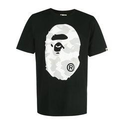 Áo Phông Bape Graphic Print T-Shirt Màu Đen