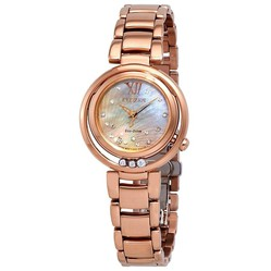 Đồng Hồ Citizen EM0323-51N Sunrise Diamond Ladies Watch