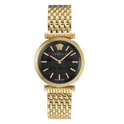 Đồng Hồ Versace V-Twist Gold-Tone Swiss Watch VELS00819