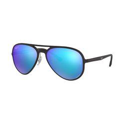 Kính Rayban Blue Gradient Mirror Chromance RB4320CH 601SA1 58-16