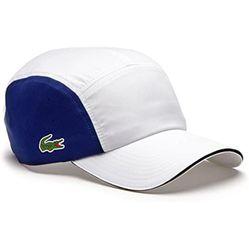 Mũ Lacoste Sport - Casquette - RK8308 Blanc Màu Trắng