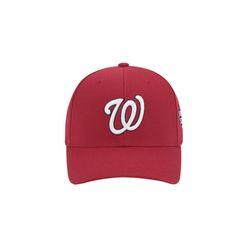 Mũ MLB 2019 World Series Cap Washington Nationals Màu Đỏ