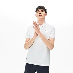 Áo  Lacoste Men's Sport Silicone Badge Cotton Jersey Polo Size XS