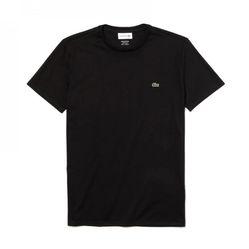 Áo Phông Lacoste Small Crocodile T-Shirt Màu Đen Size XS