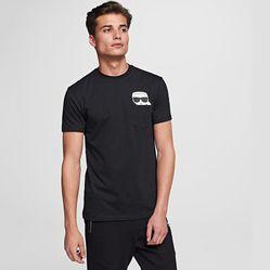 Áo Thun Karl Lagerfeld  Pocket T-Shirt  Màu Đen