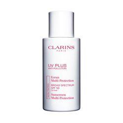 Kem Chống Nắng Clarins UV Plus Anti-Pollution SPF 50 Non-Tinted Không Màu 50ml