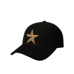 Mũ MLB Logo Chỉ Thêu 32CPIG861-06L Màu Đen