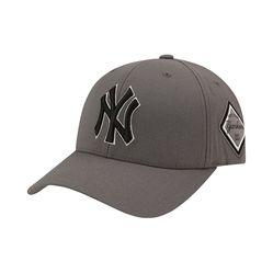 Mũ MLB Unisex New York Yankees Màu Xám