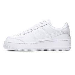 Giày Nike Air Force 1 Shadow Triple White CI0919-100 Màu Trắng