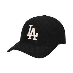 Mũ MLB Unisex Caps 32CPFC011-07L Màu Đen