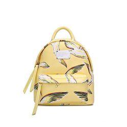 Balo Venuco  Hoa Nhỏ - Vàng Bird - Y06B194