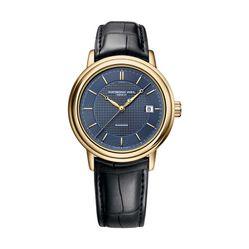 Đồng Hồ Nam Raymond Maestro Blue Gold 2837-PC-50001