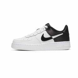Giày Sneaker Nike Air Force 1 Low NBA LV8 White-Black Màu Trắng Đen