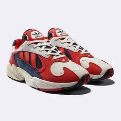 Giày Thể Thao Adidas Yung 1 Red Blue B37615 Màu Đỏ