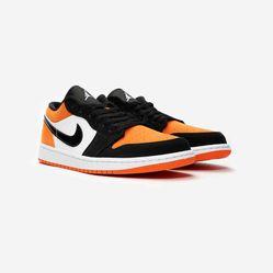 Giày Thể Thao Jordan 1 Low Shattered Backboard 553558-128 Phối Màu Size 43