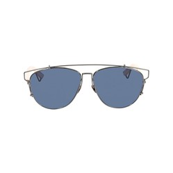 Kính Mát Dior Dark Blue Geometric Ladies Sunglasses DIORTECHNOLOGIC 1UR/A9 57