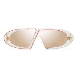 Kính Mát Dior Oblique Sunglasses Crystal Màu Vàng Gold