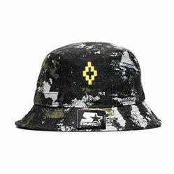 Mũ Marcelo Burlon Starter Black Label Camouflage-Print Bucket Hat Phối Màu