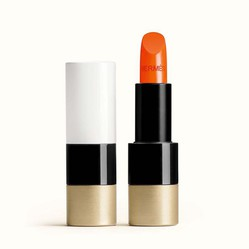 Son Rouge Hermès Satin Lipstick 33 - Orange Boîte