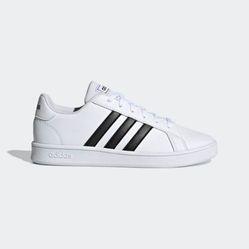 Giày Thể Thao Adidas Neo Grand Court K EF0103 Màu Trắng