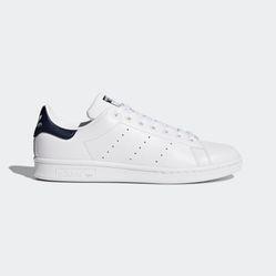 Giày Thể Thao Adidas Original Stan Smith Black M20325 Màu Trắng