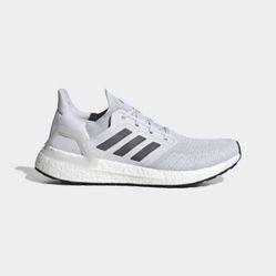 Giày Thể Thao Adidas Ultra Boost 20 Màu Xám Đen