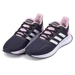 Giày Thể Thao Nữ Adidas Running Falconrun W EF0152 Màu Đen