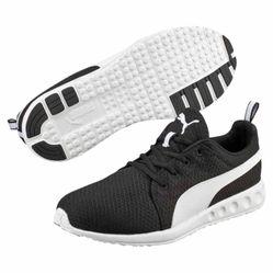 Giày Thể Thao Puma Carson Runner Màu Đen Trắng