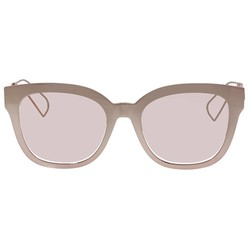 Kính Mát Dior Diorama Grey Rose Gold Cat Eye Ladies Sunglasses DIORAMA1 0TGW 52