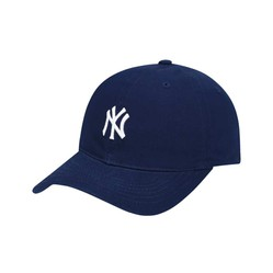 Mũ MLB Unisex New York Rookie Ball Cap NY 32CP77011-50N Màu Xanh Navy