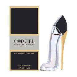 Nước hoa Carolina Herrera Good Girl Eau De Parfum 7ml, Guốc Trắng