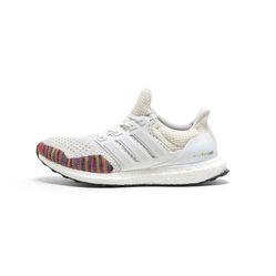 Giày Thể Thao Adidas Ultra Boost 1.0 Ltd Multicolor Màu Trắng