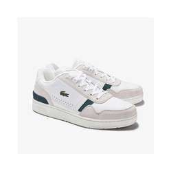 Giày Thể Thao Lacoste T-Clip 120 Màu Trắng Sữa Size 39.5