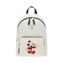 Balo MLB X Disney Nylon Backpack Boston Red Sox Màu Trắng