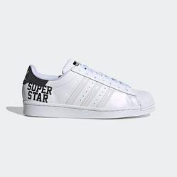 Giày Adidas Superstar Cloud White/Black Màu Trắng
