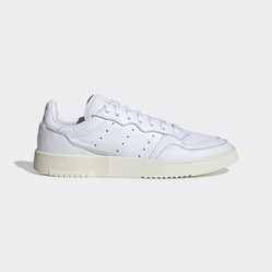 Giày Thể Thao Adidas Super Court Offwhite EE6047 Màu Trắng