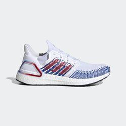 Giày Thể Thao Adidas Ultraboost 20 USA Màu Trắng