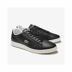 Giày Thể Thao Lacoste Carnaby 120 Màu Đen Size 39.5