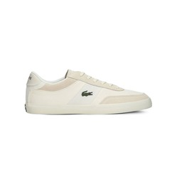 Giày Thể Thao Lacoste Court Master 220 Màu Trắng Sữa Size 39.5