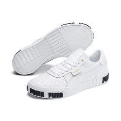 Giày Thể Thao Puma Cali Bold White/Black Màu Trắng Đen