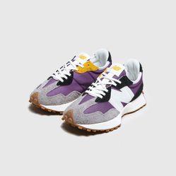 Giày Thể Thao New Balance 327 Purple/Grey Màu Tím Xám