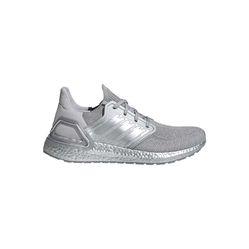 Giày Thể Thao Adidas Ultraboost 20 Silver Metallic Màu Xám Size 44