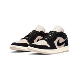 Giày Thể Thao Nike Jordan 1 Low Guava Ice Màu Đen Hồng